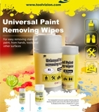 Universal Paint Cleaning Wipes