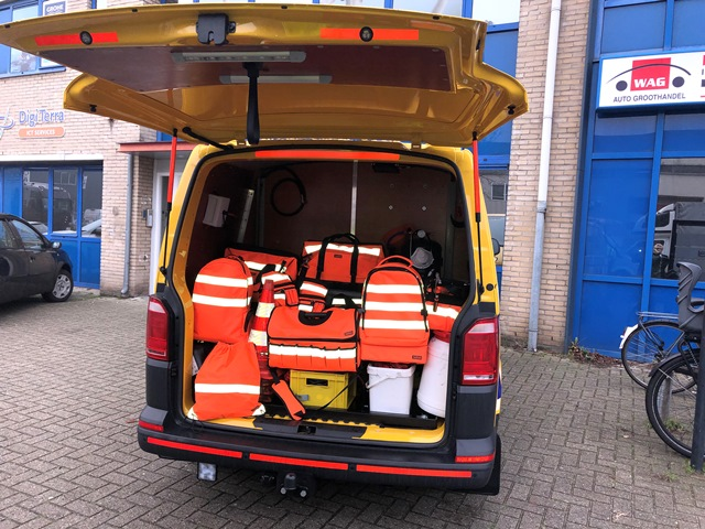BOOST YOUR VISIBILITY ! ToolPack Hi Vis Tool belts, holders- & bags