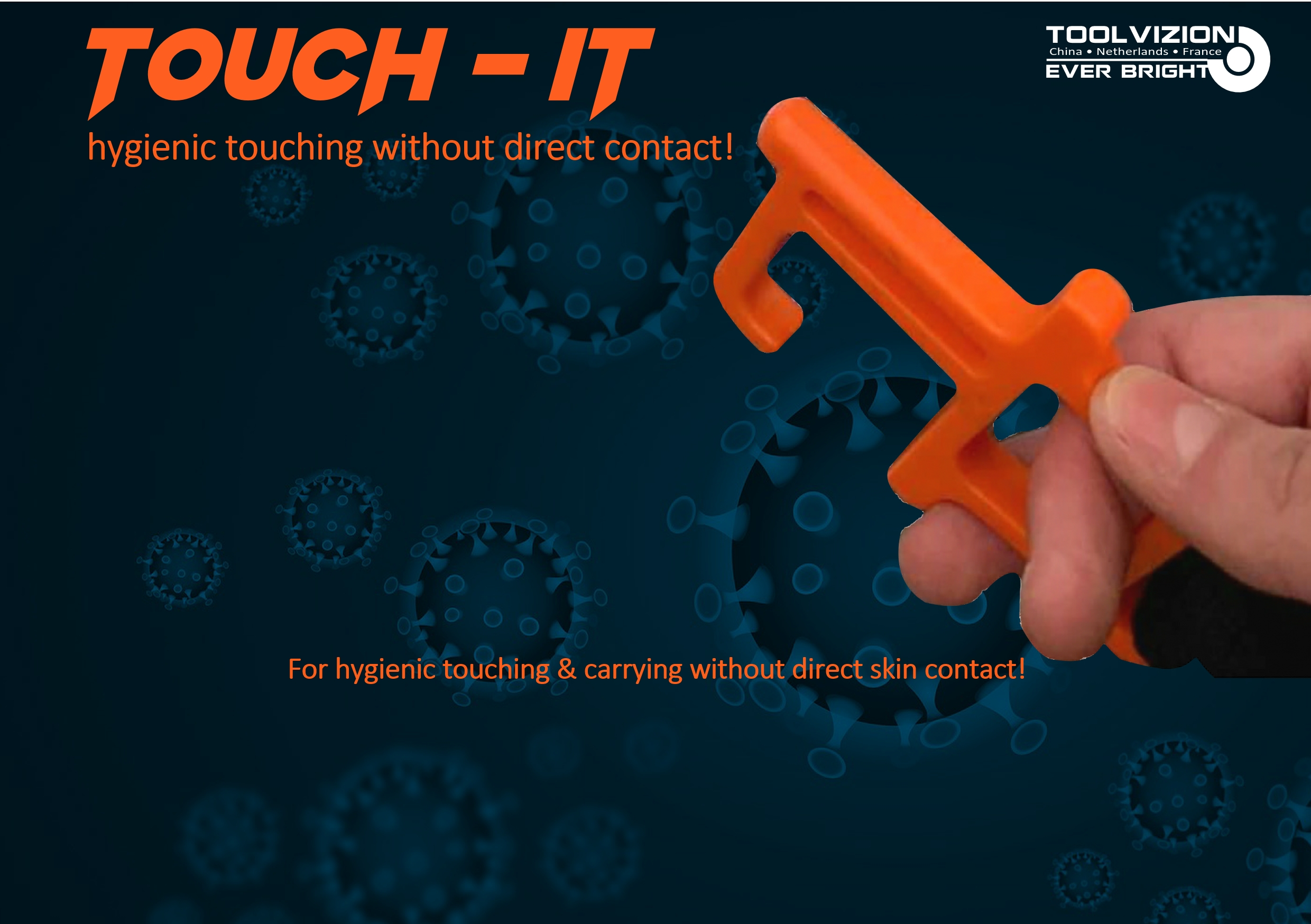 JUNE 2020, the TOUCH-IT