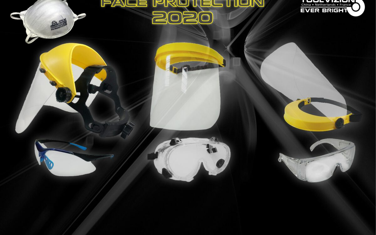JULY 2020, New Face protection arrivals